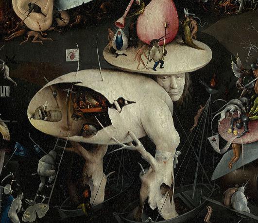 Interactive high,res exhibit of Bosch\u0027s \u201cGarden of Earthly
